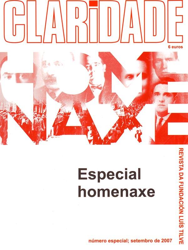 Nº0 Revista Claridade - Especial homenaxe