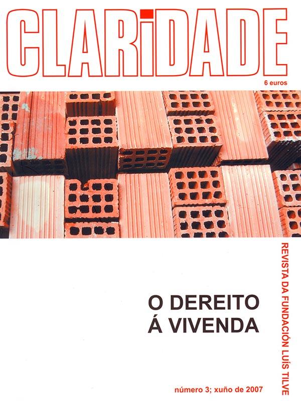 Nº3 Revista Claridade - O dereito á vivenda