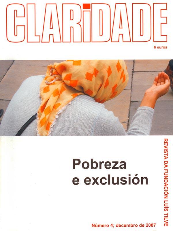 Nº4 Revista Claridade - Pobreza e exclusión