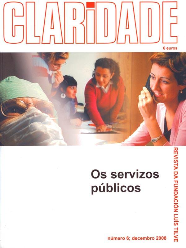 Nº6 Revista Claridade - Os servizos públicos