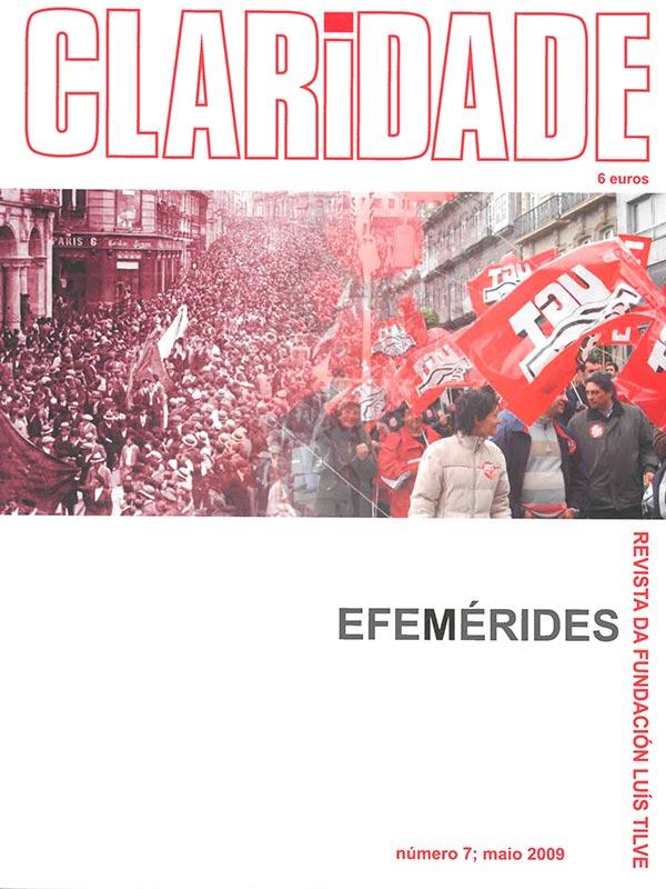 Nº7 Revista Claridade - Efemerides