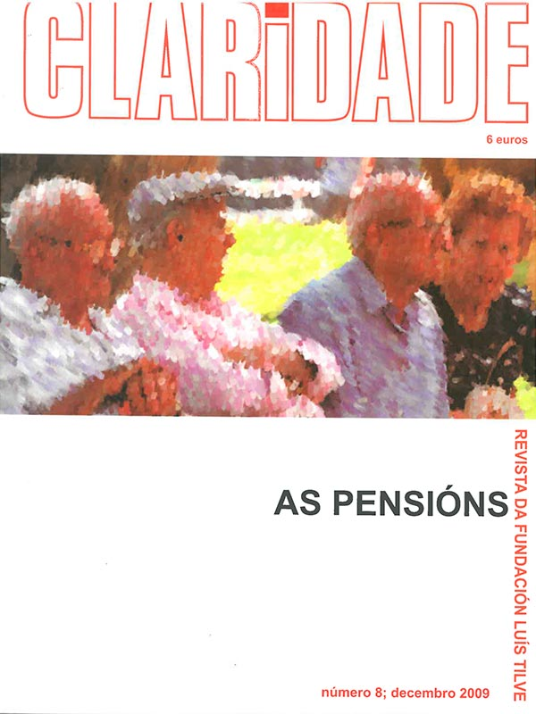 Nº8 Revista Claridade - As pensións