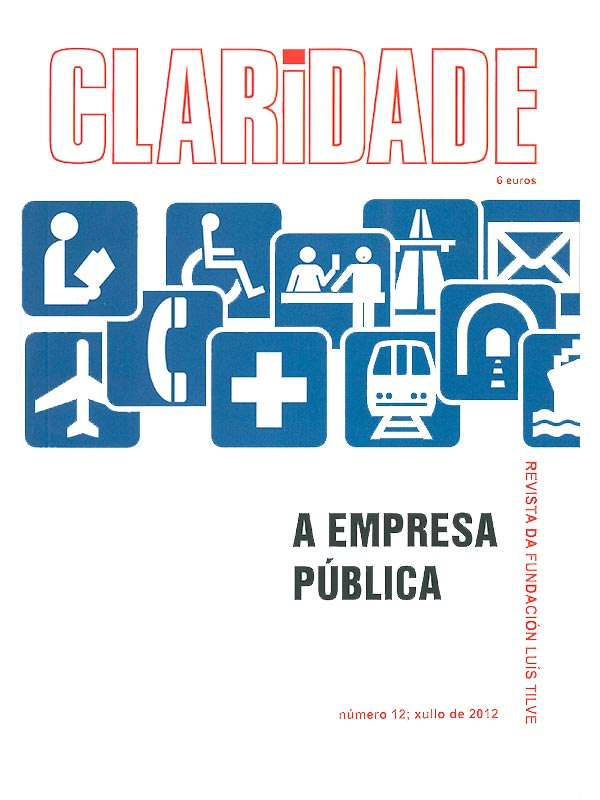 Nº12 Revista Claridade - A empresa pública